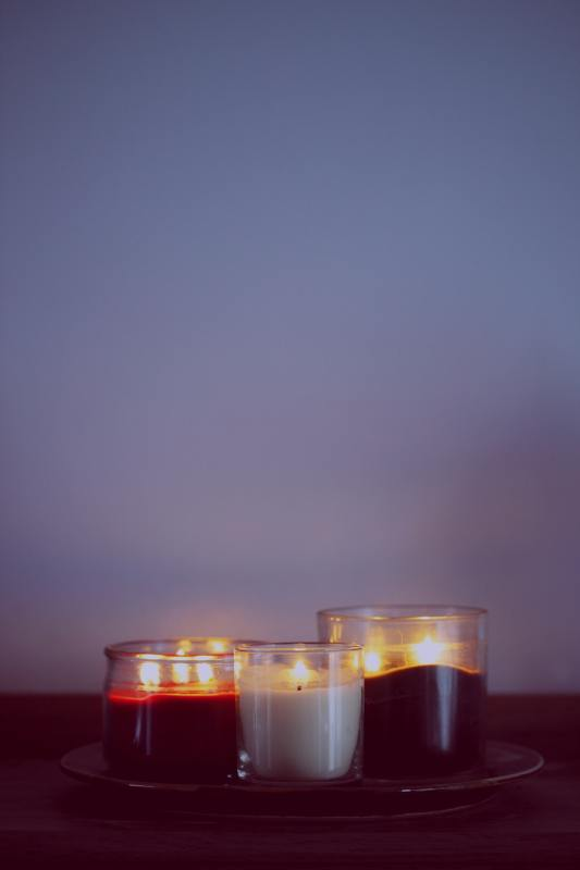Factors to Consider Before Buying Candles